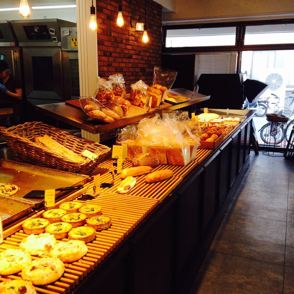 地場野菜を使った身体に優しいオーガニックパン&カフェ『ハレビノ』(千葉県柏市)